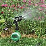 Wokee Automatik Micro Drip Bewässerung Kit,Familie Garden Bewässerung Automatische elektronische Wasser Timer Gartenbewässerung