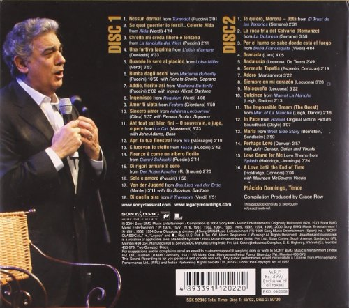 The Essential Placido Domingo