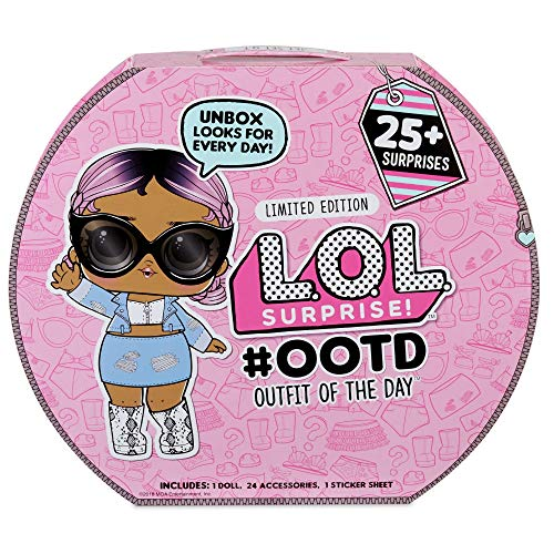 Giochi Preziosi- LOL Surprise Outfit of The Day Gift Box, Multicolore, LLU47000