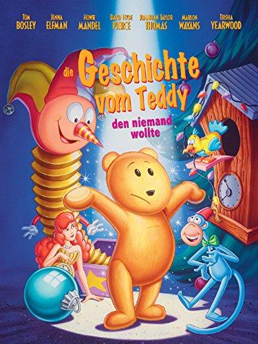 Die Geschichte vom Teddy: Den Niemand Wollte