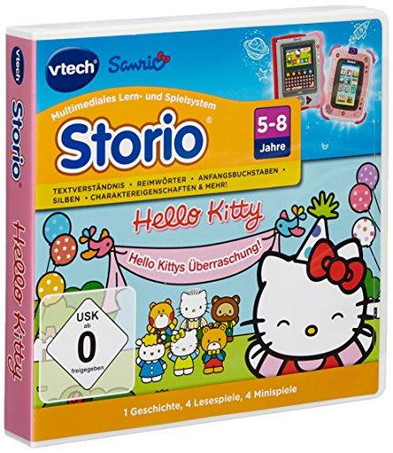 VTech 80-282404 - Lernspiel Hello Kitty (Storio, Storio gebraucht kaufen  Wird an jeden Ort in Deutschland