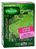 Vilmorin 4469152 Gazon Fleuri Suisse Boîte de 500 g