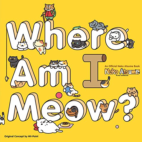 An offi cial activity book with so many ways to enjoy the Neko Atsume kitties: seek-and-finds, stickers and the only place to find the official kitty bios! This book makes it easy for you to explore the wider world of Neko Atsume with exclusive kitty...