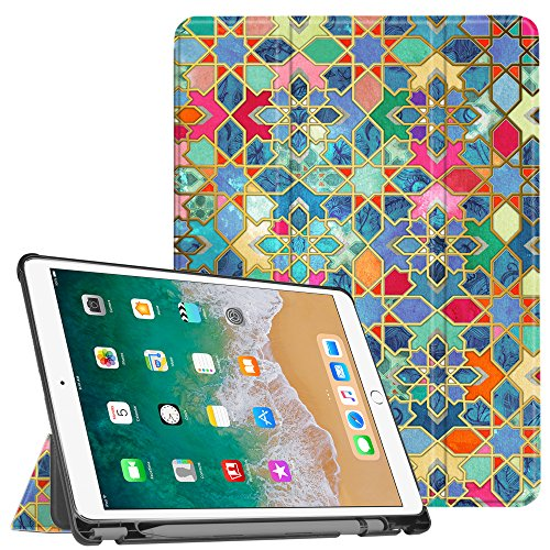 Fintie iPad Pro 10.5 Funda con Apple Pencil Holder - Ultra Slim...