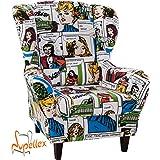 Sessel comic  Suchergebnis auf Amazon.de für: Comic - Sessel & Stühle ...