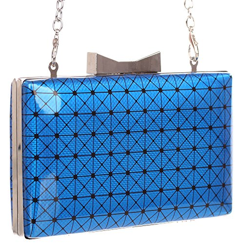 Ital-DesignClutch-tasche Bei Ital-design - Clutch Donna Blau