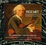 Concerto pour violon n�5 / Symphonie...