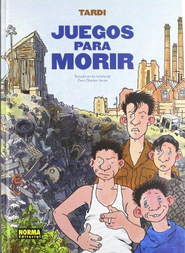 JUEGOS PARA MORIR (CÓMIC EUROPEO)