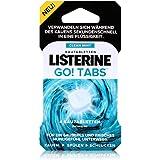 Listerine Go! Tabs - Pastillas masticables (4 unidades, neutralizan los olores y dejan una sensación limpia en la boca)