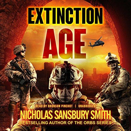 Extinction Age  Audiolibri