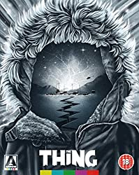 The Thing Limited Edition [Blu-ray]