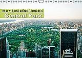 New Yorks grünes Paradies – Central Park (Wandkalender 2016 DIN A4 quer): Die grüne Lunge der Weltstadt (Monatskalender, 14 Seiten) (CALVENDO Orte)