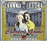 Songtexte von Kelly Willis & Bruce Robison - Cheater's Game