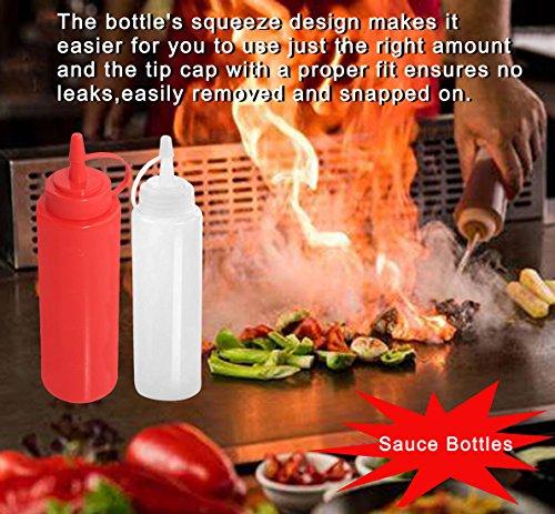 61wZjTesgsL - POLIGO 9-teiliges Grill-Grill-Zubehör für den Grill Grill-Set - Spatel, Fleischklauen, Würze Flaschen, Fleisch-Injektor und ein praktisches Design Gürteltasche für die Lagerung - Ideal für das Kochen im Freien