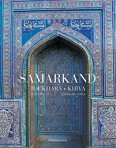 Samarcande, Boukhara, Khiva (en anglais)
