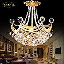 BBSLT Moda europea ha portato il lampadario di Cristallo di lusso Hotel Villa raffinato Salotto, lampadari di Cristallo