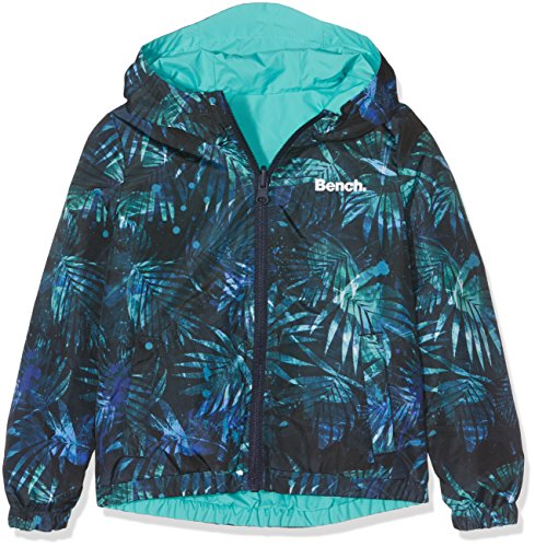 Bench Mädchen Jacke Reversible Windbreaker, Blau (Maritime Blue BL11213), 164 (Herstellergröße: 13-14) (Mädchen Reversible Jacke)