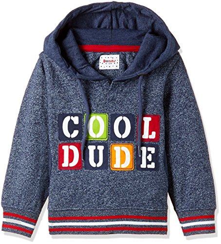 Donuts Baby Boys' Cotton Knitwear (272998986_Blue_18M)