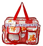Bey Bee - Mama's Bag {Diaper Bag} (Red) ...