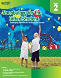 VOCABULARY FOR THE GIFTED STUDENT GRADE 2