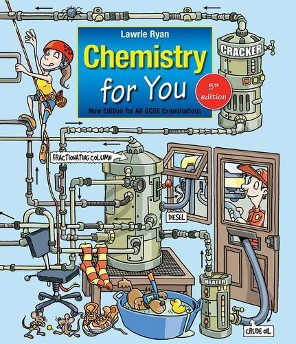 Chemistry for You: Fifth Edition for All GCSE Examinations by Lawrie Ryan (2016-10-13)