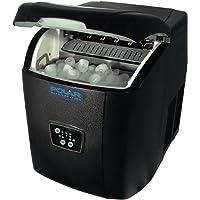 Polar Machineà glace manuelle Noir Capacité 10 kg 380 x 305 x 380 mm
