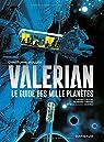 Valérian : Le Guide des mille planètes par Christin