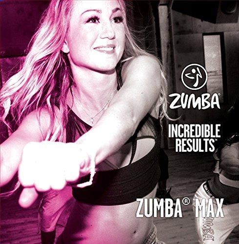 Zumba Fitness Zumba Max DVD Transparent, One Size