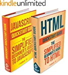 HTML: and JavaScript QuickStart Guide...