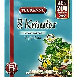 Teekanne 8 Kräuter, 1er Pack (1 x 250 g)