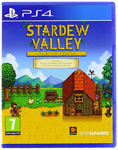 Stardew Valley Collector's Edition (PS4) - [Edizione: Regno Unito]