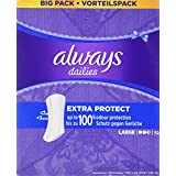 Always - Protège-slips Large Gros Format x 52