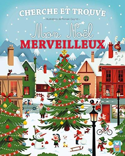 Cherche et trouve Noël por Romain Guyard
