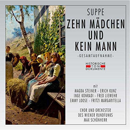 Zehn Mdchen und Kein Mann [Import allemand]