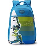 American Tourister Player 28 Ltrs Teal Casual Backpack (FR3 (0) 11 101)