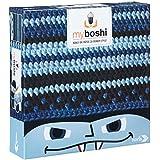 Noris Spiele 606311231 - Häkel-Set, myboshi, Odawa/Tama