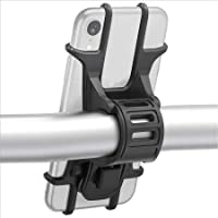 ISIYINER Porta Cellulare Bici Universale Supporto Manubrio Silicone Porta Telefono per iPhone Samsung Huawei e 4.5-7.0…