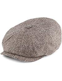 Casquette Hatteras Soie Stetson bonnet avec visiere