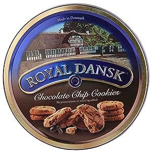 Royal Dansk Chocolate Chip Cookies,400g