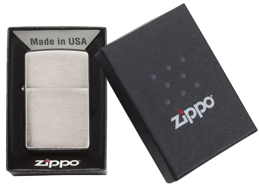 Zippo Chrome Lighters 5