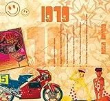 1979 Geburtstag Geschenken - 1979 Chart Hits CD und 1979 Geburtstagskarte