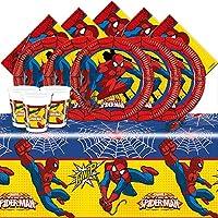 """Marvel bpwfa-102""""Ultimate Spiderman"""" Juego de mesa para 16"""