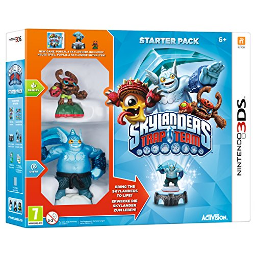 Skylanders Trap Team: Starter Pack (Nintendo 3DS) [UK IMPORT]