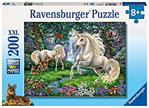 Ravensburger 4005556128389 Puzzle Contour Puzzle 200 Pieza(s) - Rompecabezas (Contour Puzzle, Fantasía, Niños, Niño/niña, 8 año(s), Cartón)