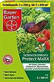 Bayer Garten Protect MaXX Schneckenkorn, Blau, 500 g
