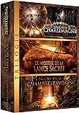 Trilogie Aventure : Le Trésor perdu de Charlemagne + Le Mystère de la Lance Sacrée + L'Enigme de la Chambre d'Ambre