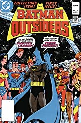 Batman & the Outsiders HC Vol 1