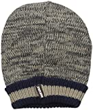 Muk Luks Men's Sock Cuff Cap-Dark Grey