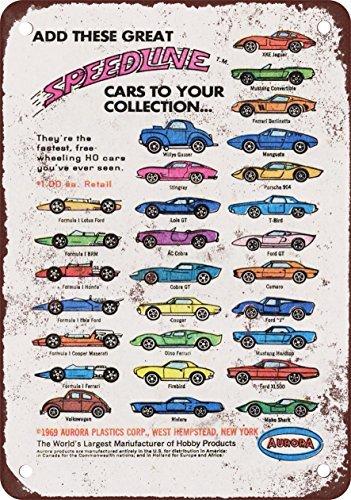 1969-speedline-coches-de-juguete-vintage-look-reproduccion-metal-tin-sign-8-x-12-pulgadas