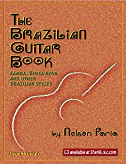 The Brazilian Guitar Book de [Faria, Nelson]